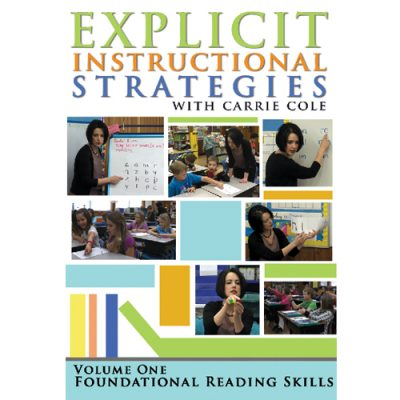 Explicit Instructional Strategies 2nd Edition DVD